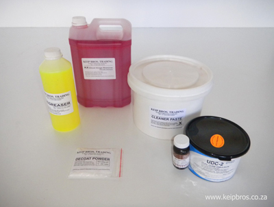 KeipBros Darkroom Kit of Chemicals