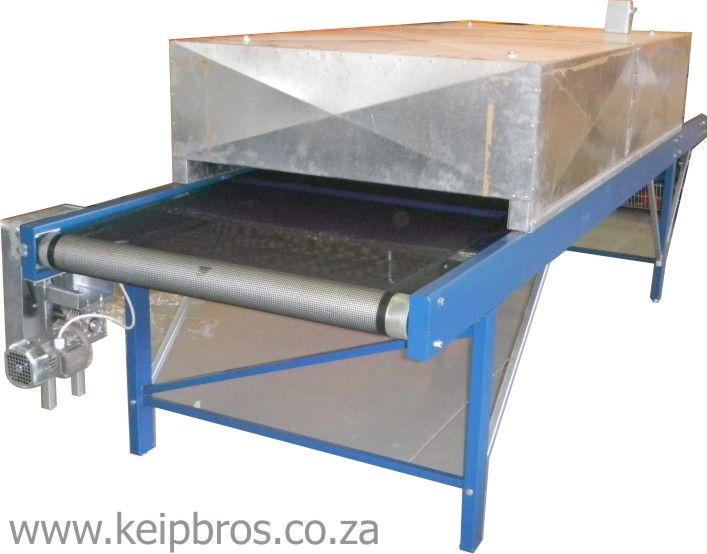 KeipBros Textile_Tunnel Oven